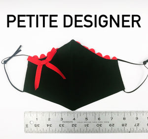 Face Mask Petite Designer Series (scary)