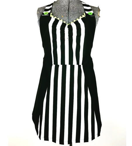 Beetleguese Kreepy Kitchen Womans Apron