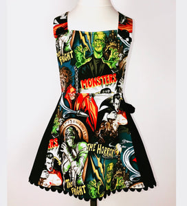 Monster Kreepy Kids Apron
