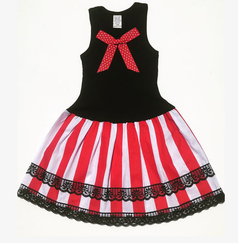 Freak Show Tank Dress