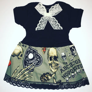 Ouija Onesie Dress