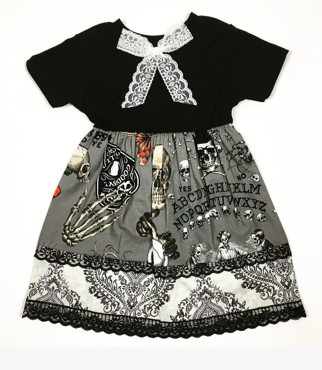 Ouija Gray Dolly Dress
