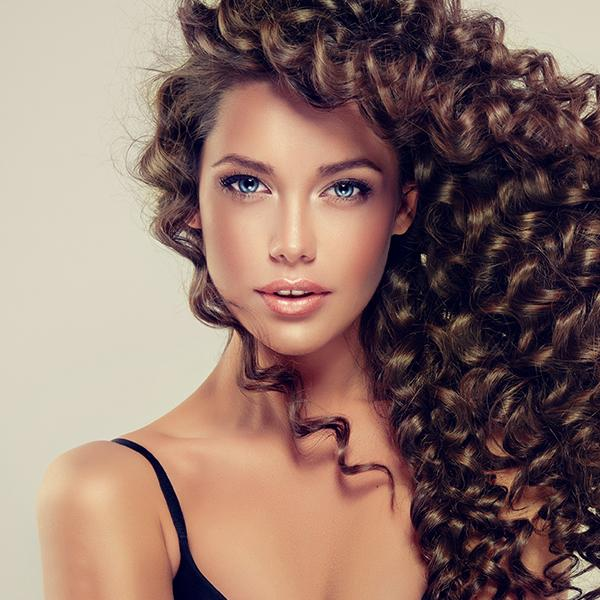 Attractive Curly Hair