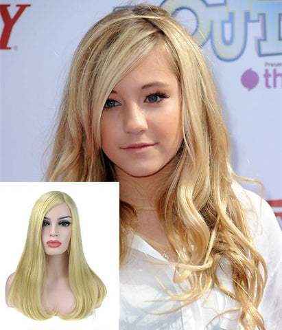 "18"" Top Quality Virgin Remy Human Hair Injected Skin Top Jewish Wig - Hair Triss"