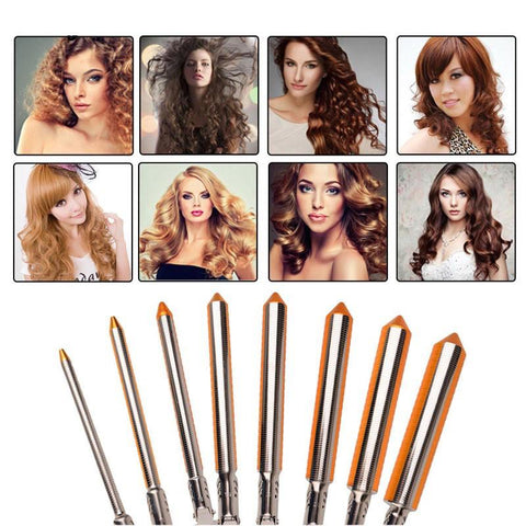 Professional Automatic Hair Curling Wand - Hair Triss