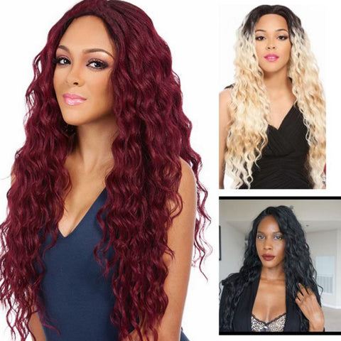 Swiss Synthetic Lace Front Wig - Hair Triss