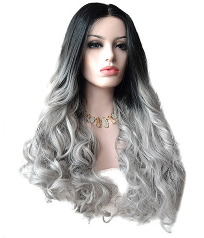 Butterfly Synthetic Lace Front Wig - Hair Triss