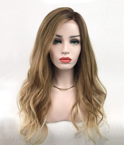 Inspiration - Remy Human Hair Lace Wig - Hair Triss