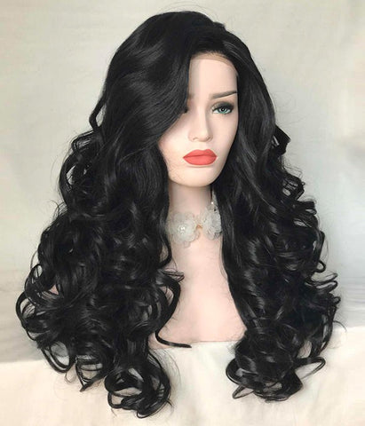 Magical Synthetic Lace Front Wig - Hair Triss