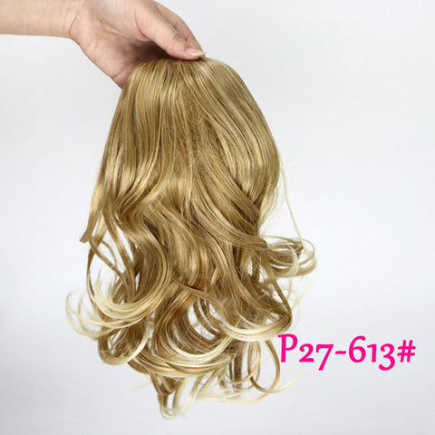 Wavy 2 Clip In Hair Extensions - Hair Triss