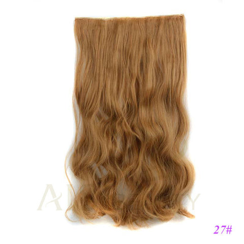 Synthetic Curly Hair Extensions - Hair Triss