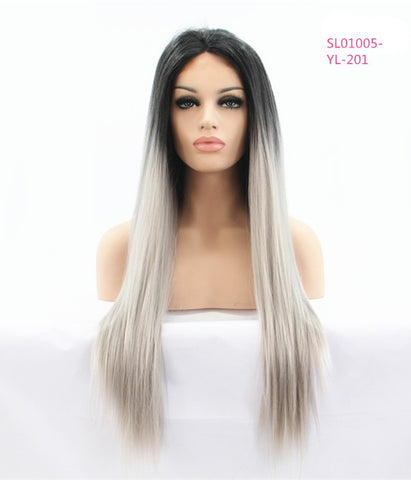 Sweety Futura Synthetic Lace Front Wig - Hair Triss