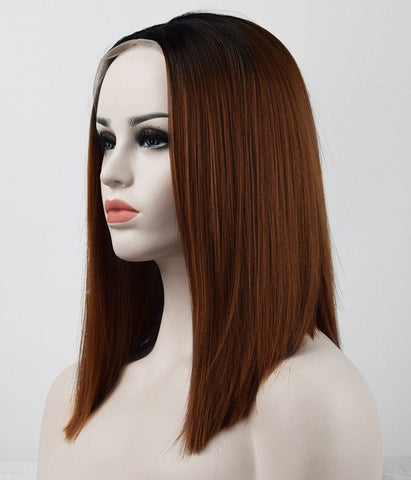 Tonya Synthetic Lace Front Wig - Hot Mocha Latte - Hair Triss