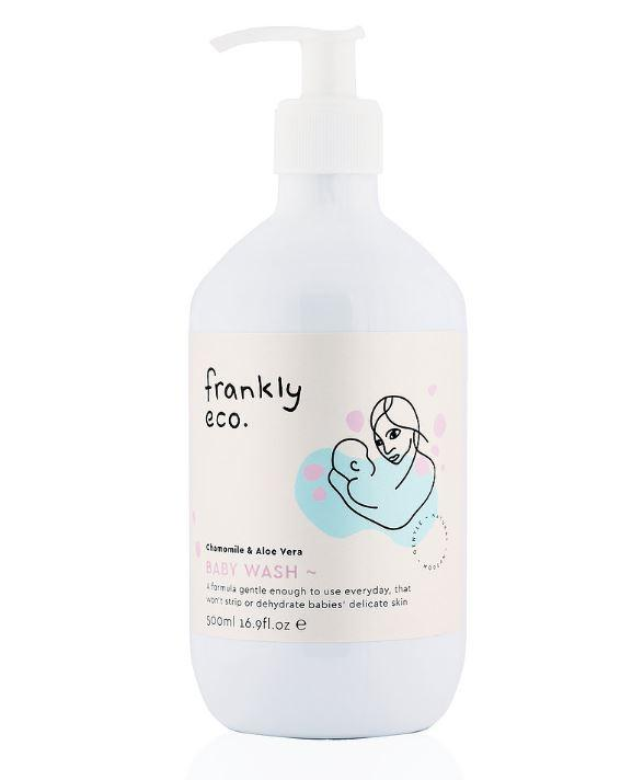 Frankly Eco Baby Wash (500ml)