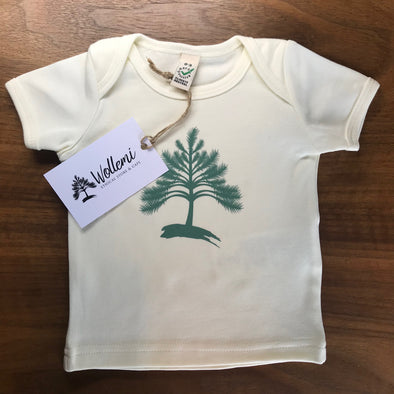Wollemi Ethical Baby Organic Tee