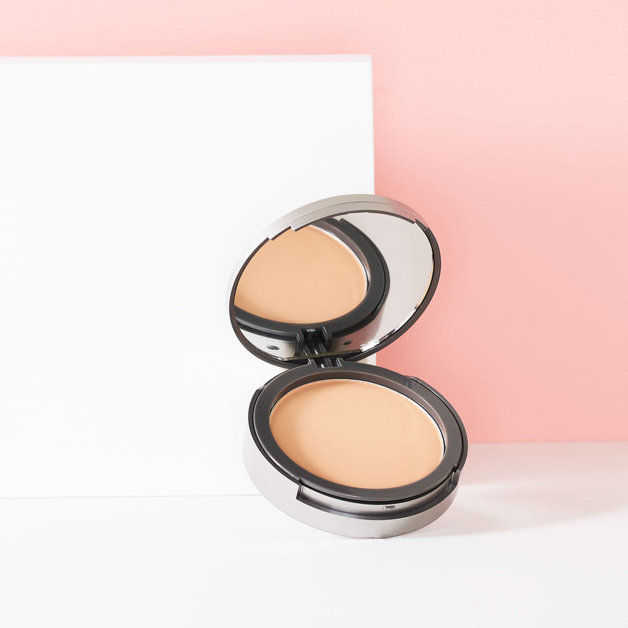 Mirabella Pure Press Powder Foundation