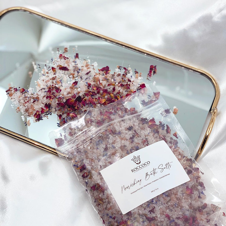 Roccoco Nourishing Bath Salts