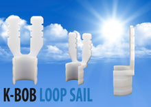 Stanchion clips designed for Sailboats!