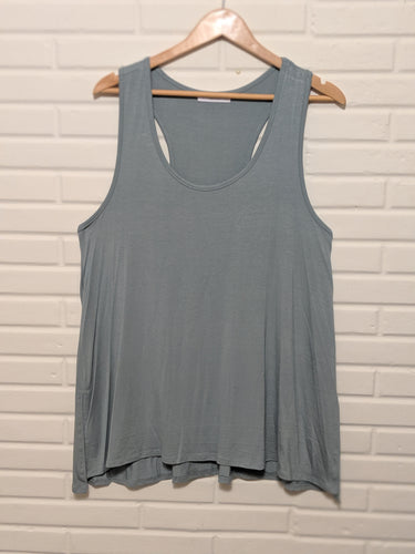 Dusty Blue Tank