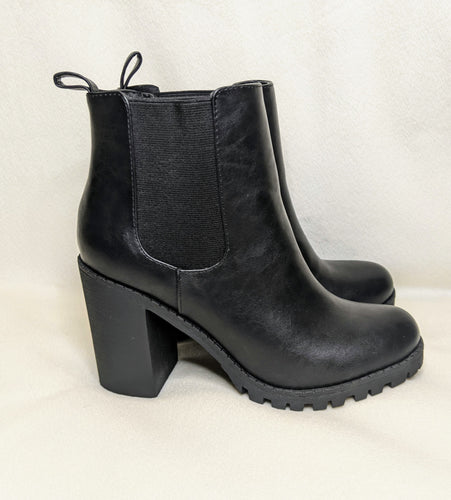 Black Spice Boot