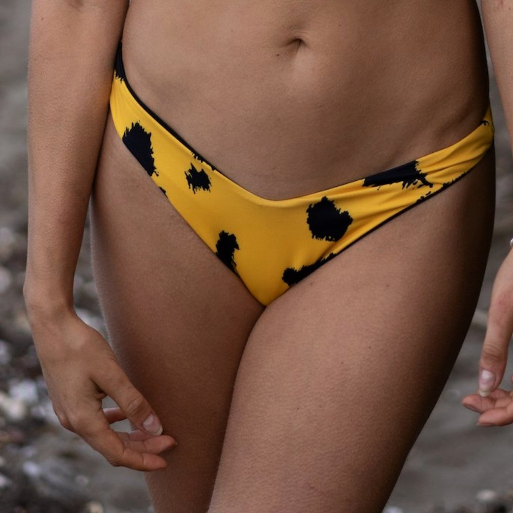 Bella in Yellow bottoms | Evocative