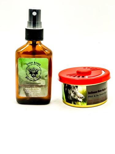 Inflame Sow Seduction With (Wick Refresher) - Texas Raised Hunting Products