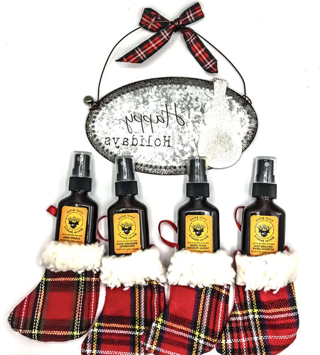 Deer Scent Stocking Stuffers - Texas Raised Hunting Products