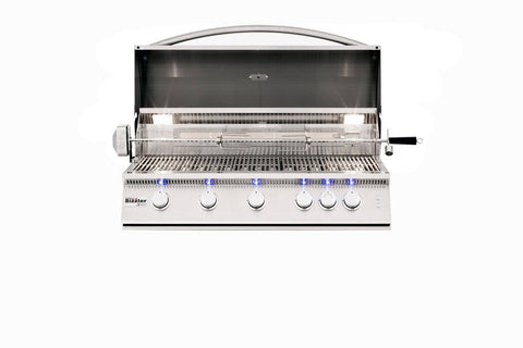 "Summerset Sizzler Pro 40"" Built-In Grill - JwGrills"