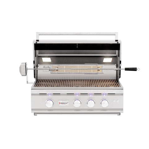 "Summerset TRL 32"" 3-Burner Built-in Grill - TRL32-NG"