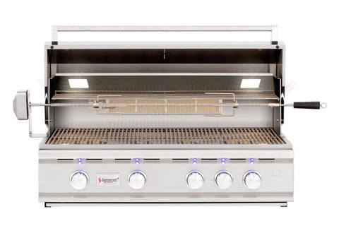 "Summerset TRL 38"" 4-Burner Built-in Grill - TLR38-NG"