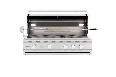 "Summerset TRL Deluxe 44"" 4-Burner Built-in Grill - TRLD44A-NG"
