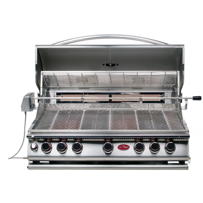 Cal Flame Convection 5-Burner - BBQ18875CP - JwGrills