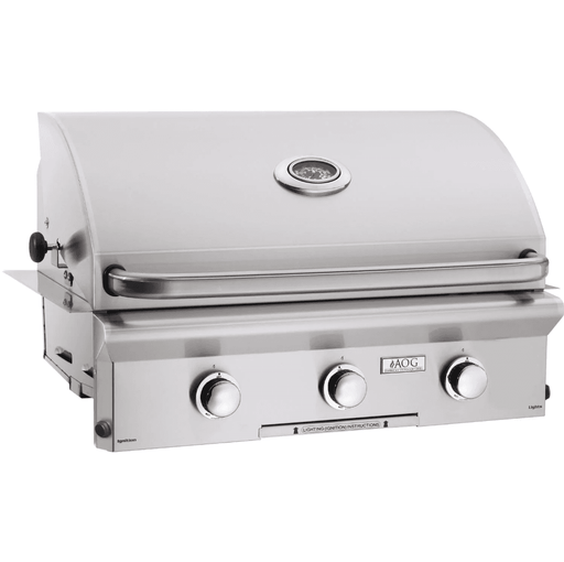 American Outdoor Grill L-Series 30-Inch 3-Burner Built-In Propane Gas Grill - 30PBL-00SP - JwGrills