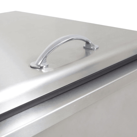 Image of Blaze 22-Inch Stainless Steel Ice Bin Cooler / Wine Chiller - BLZ-ICEB-WH - JwGrills