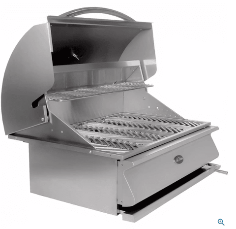 Image of Cal Flame G Series Charcoal - BBQ18G870 - JwGrills