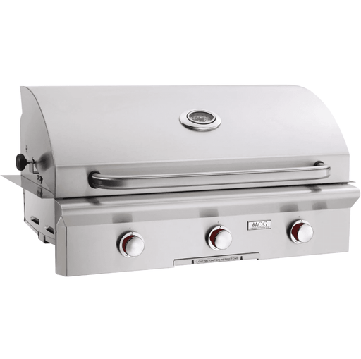 American Outdoor Grill T-Series 36-Inch 3-Burner Built-In Natural Gas Grill - 36NBT-00SP - JwGrills