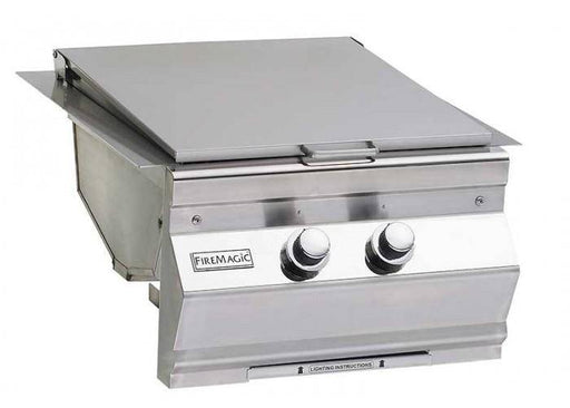 Fire Magic 2020 Aurora Double Searing Station - 32887-1 - JwGrills