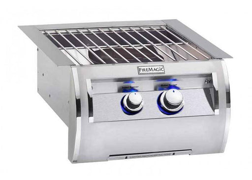 Fire Magic 2020 Echelon Diamond Series Power Burner With Stainless Steel Cooking Grid - 19-5B1-0 - JwGrills