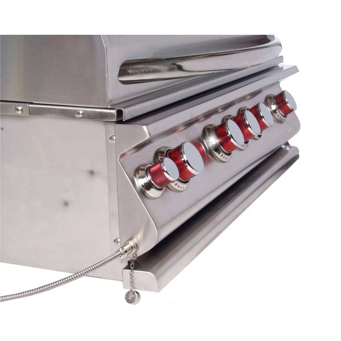 Cal Flame Convection 4-Burner - BBQ18874CP - JwGrills