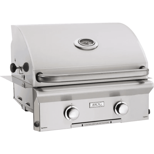 American Outdoor Grill L-Series 24-Inch 2-Burner Built-In Propane Gas Grill - 24PBL-00SP - JwGrills