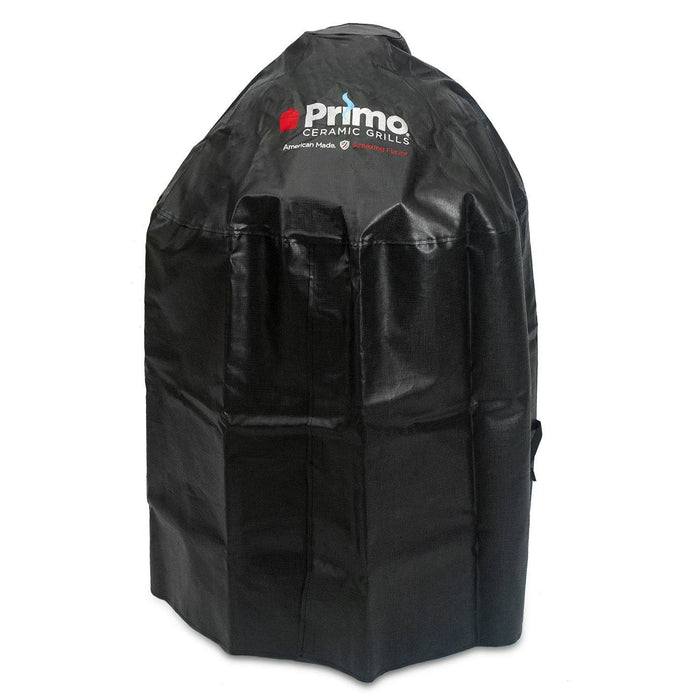 Primo Grill Cover for All-In-One Grills - Kamado, Oval JR 200, and Oval LG 300 - PG00413 - JwGrills