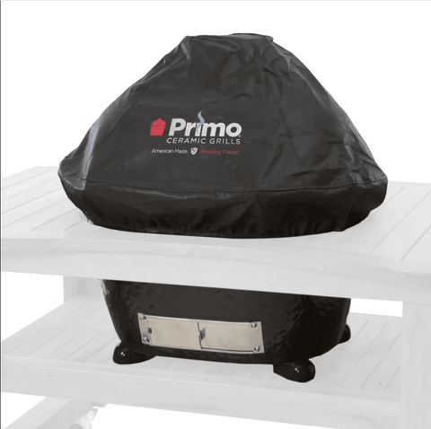 Primo Grill Cover for all Oval Grills in Built-in Applications - PG00416 - JwGrills