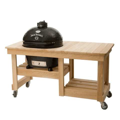 Primo Oval XL Cypress Counter Top Table - PG00612 - JwGrills