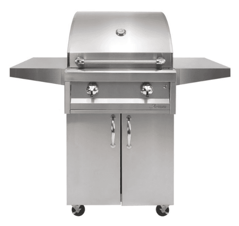 Artisan AAEP-26C American Eagle Series 26-Inch Gas Grill on Cart - JwGrills