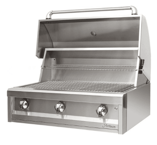 Artisan AAEP-32C American Eagle Series 32-Inch Gas Grill on Cart - JwGrills