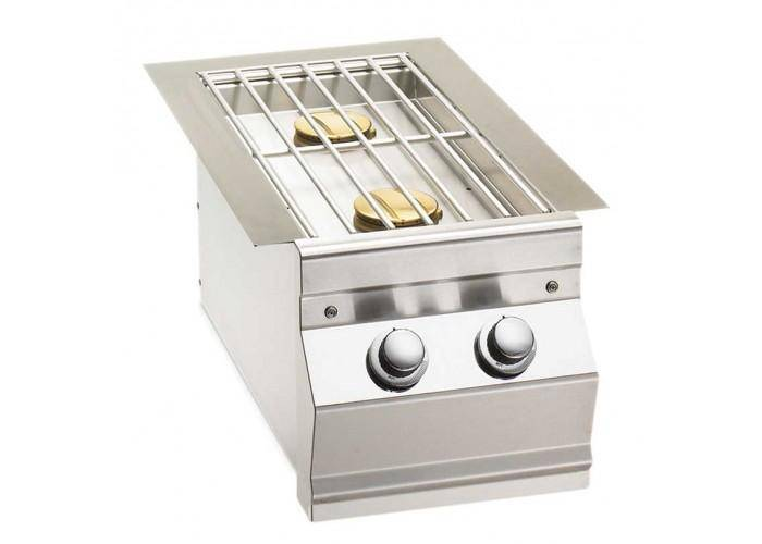 Fire Magic 2020 Aurora Double Side Burner - 32817 - JwGrills