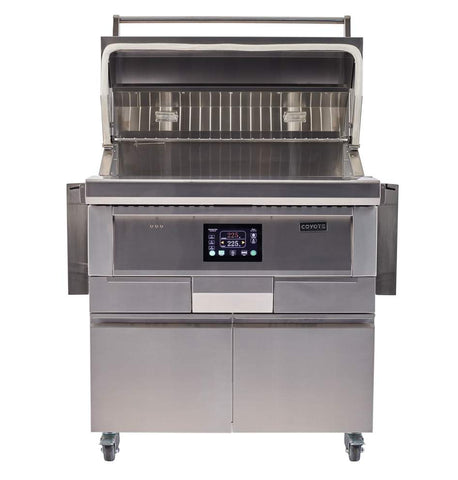 Coyote 36-Inch Pellet Grill - C1P36 - JwGrills