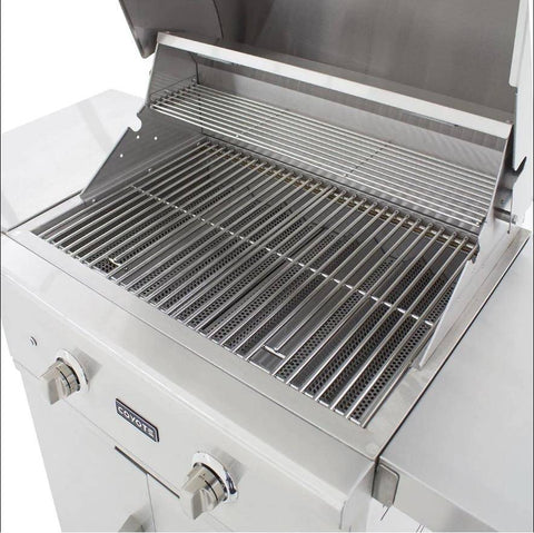 Coyote C-Series 28-Inch 2-Burner Built-In Gas Grill - C1C28LP - JwGrills