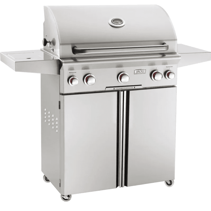American Outdoor Grill T-Series 30-Inch 3-Burner Built-In Propane Gas Grill - 30PBT-00SP - JwGrills