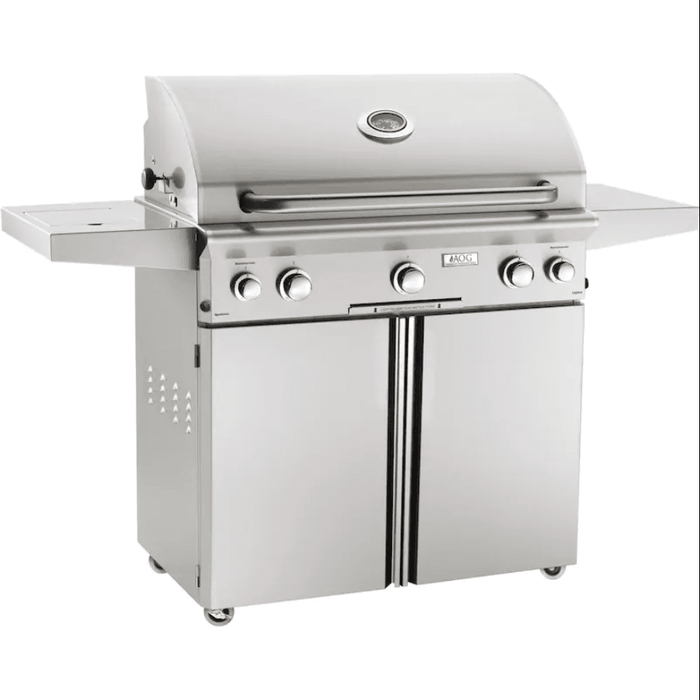 American Outdoor Grill L-Series 36-Inch 3-Burner Built-In Natural Gas Grill - 36NBL-00SP - JwGrills